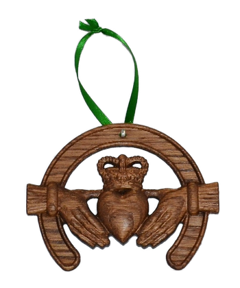 Claddagh Ornament