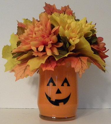 Jack O Lantern Vase