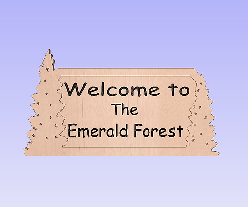 Emerald Forest Special Order
