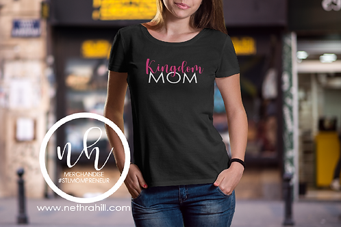 Kingdom MomT-shirt by Nethra Hill