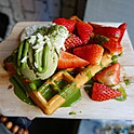 Matcha & Strawberry