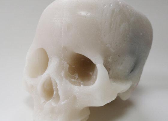 Skull candle.スカルキャンドル [WG003]