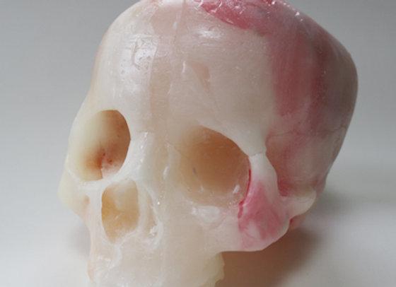 Skull candle.スカルキャンドル [WP002]