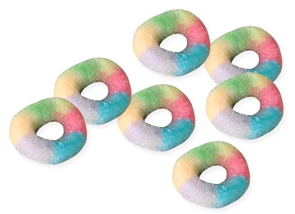 Anneaux sûrs multicolores
