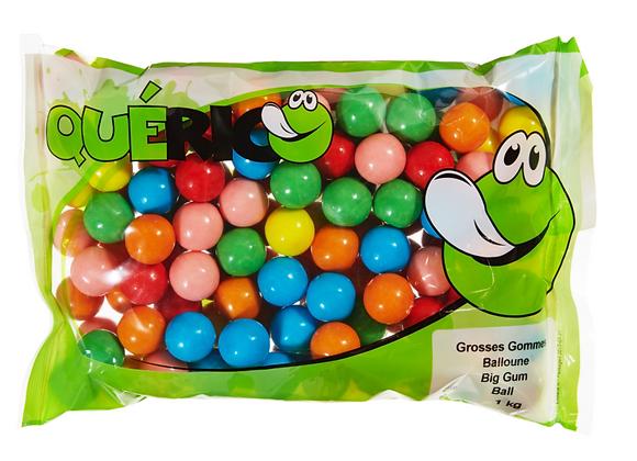 Grosses gommes ballonne