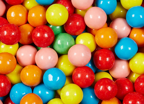 Grosses boules de gommes