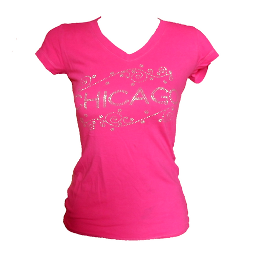 TND Chicago Pink Shirt