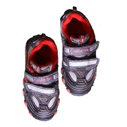 Linesa Shoes - Black
