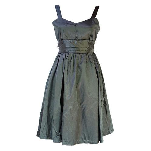 Green Dress by Rebbeca Taylor