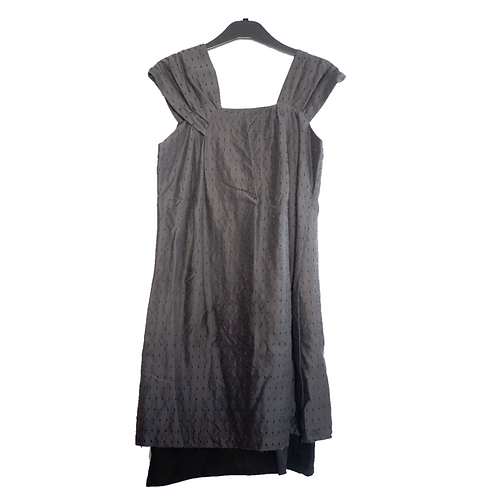 Lver Dark Grey Dress