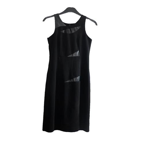 Xpressive Black Dress