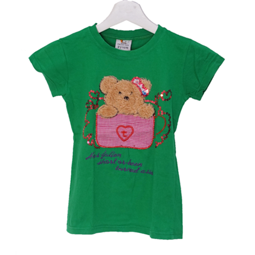 Preety Cute Shirt - Green