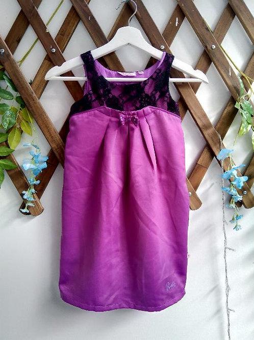 Purple Kid Dress, Barbie
