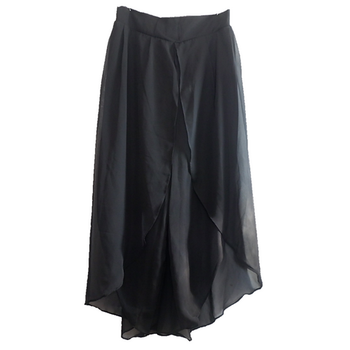 Black Sifon Kulot Midi