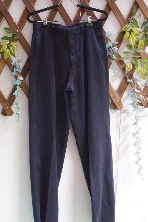 Celana Kerja Pria - Navy