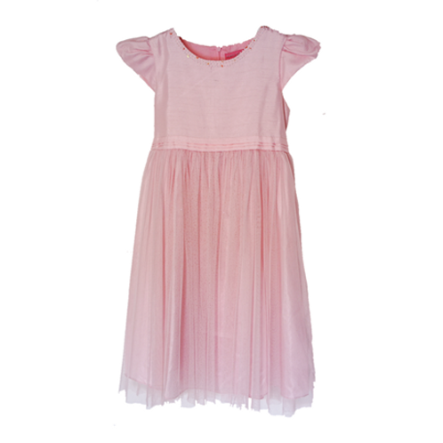 Pretty Girl Kid Dress - Pink