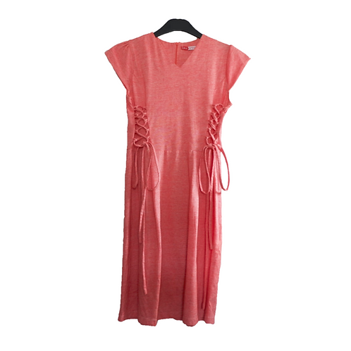 Pink Sale Stock Dress