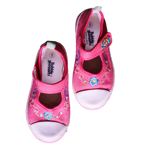 Bubble Gummers Slip on - Pink