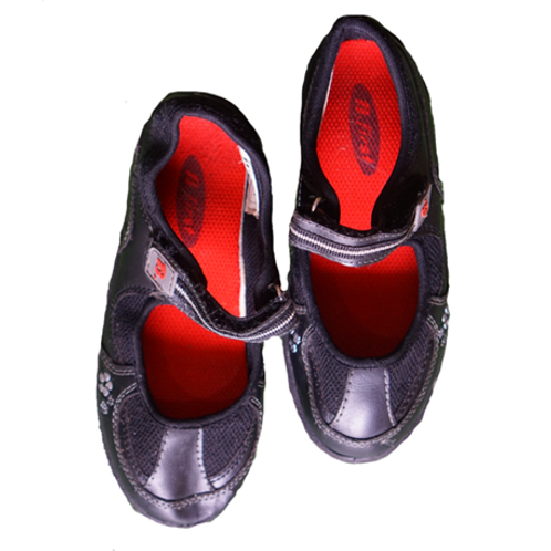 B.First Slip on Black Shoes