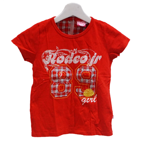 Rodeo Girl Shirt - Red