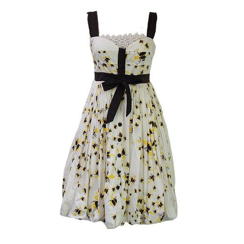 DvF White Dress