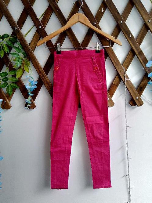 Celana Panjang Anak Pink