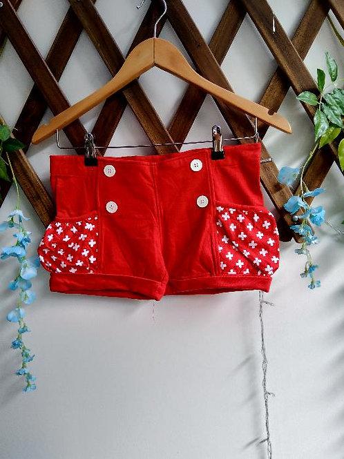 Red Shortpants