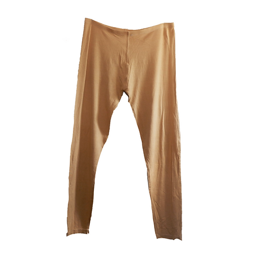 Light Brown Legging with glitters