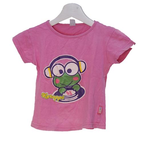 Keroppi Pink Shirt