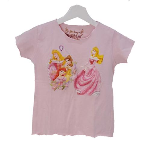 Jinlong Princess Shirt - Pink