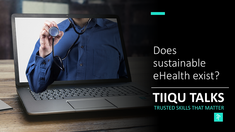 Does sustainable eHealth exist?