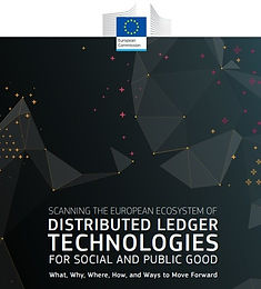 The European Ecosystem of Distributed Ledger Technologies - Report