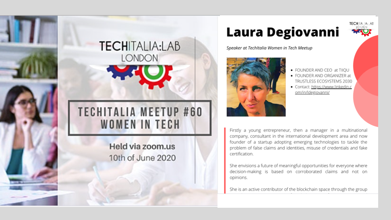 Techitalia - 10 June, 5:00 pm BST