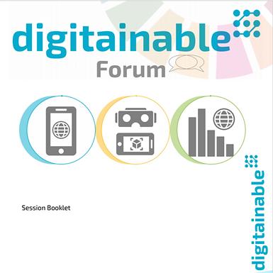 Digitainable Forum-  TiiQu CEO Laura Degiovanni talk