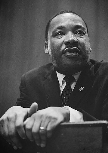 MLK Challenges Us on Love, Power