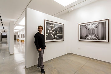 Grant Frazer at David Bailey Gallery Marylebone