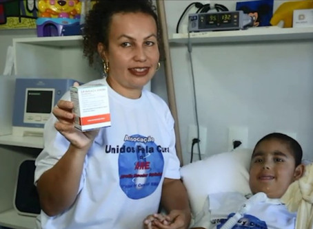 Compra de medicamento por compartilhamento de risco amplia tratamento de AME