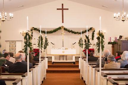Christmas Worship at Covenant Chapel REC