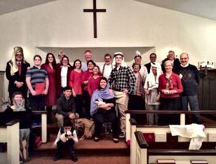 Christmas at Covenant Chapel