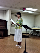 Talent Show at Covenant