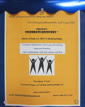 Covenant Chapel REC - Celebrate Recovery