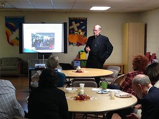 Covenant Chapel REC - Mission Work