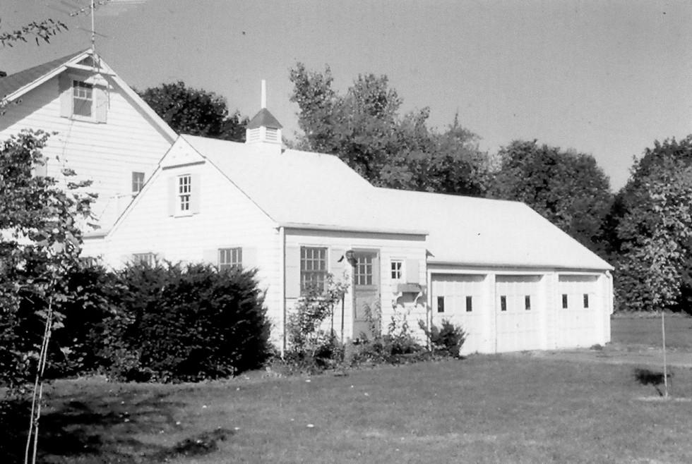 Covenant Chapel's Original Site