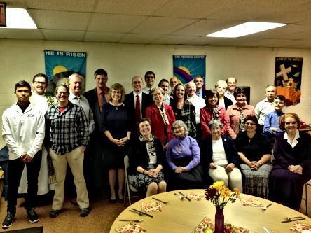 CovenantRECnj - Bryan & Kay Marshall's farewell