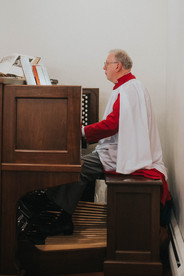 CovenantRECnj - Mr. Bryan Marshall, organist