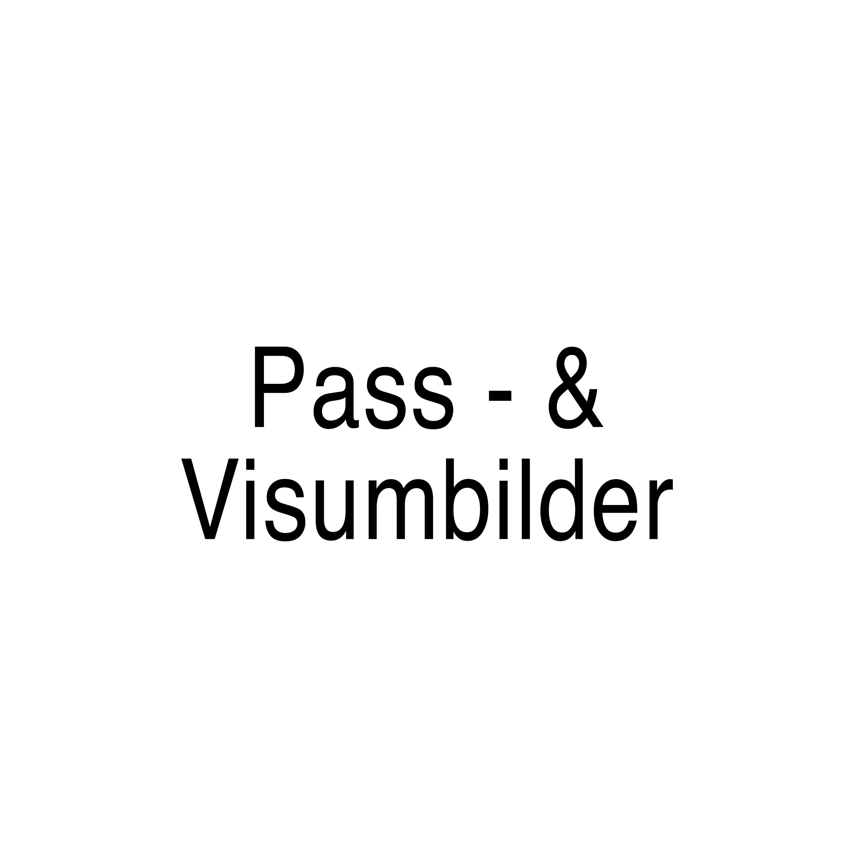 Pass - & Visumbilder