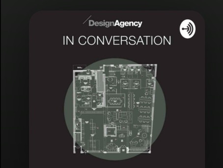 In the News: Design Agency in Conversation Podcast