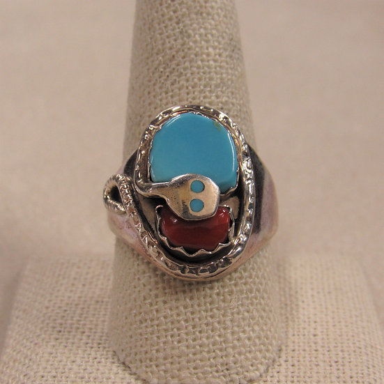 Effie C Zuni Men's Ring