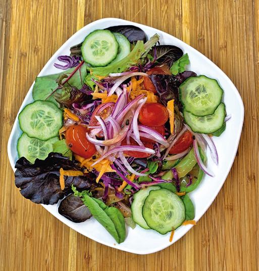 Casablanca House Salad