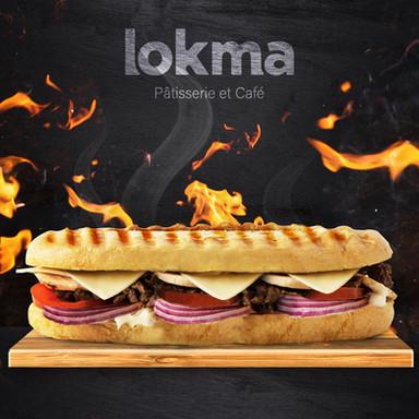 LES SANDWICHS LOKMA